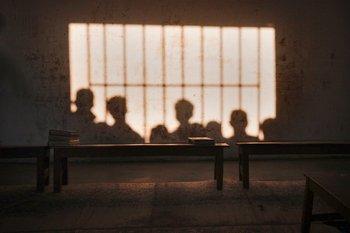 Взгляд в школу Корана в Карачи: из класса на смертельную миссию. Фото: spiegel.de