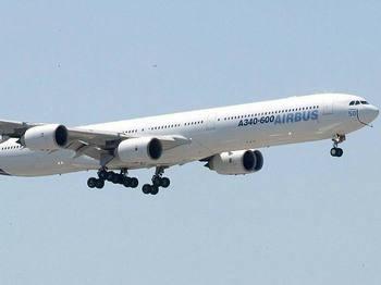 Пассажирский самолет Air France после капремонта в Китае летал без 30 винтов. Фото: focus.de
