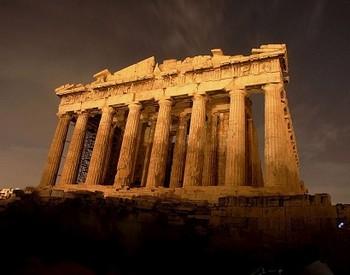 Акрополь в Афинах стал символом «несостоявшегося государства». Фото: welt.de