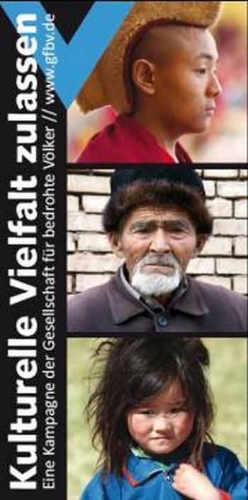Допустить культурное многообразие, призывает Общество защиты угнетенных народов. Фото: gfbv.de