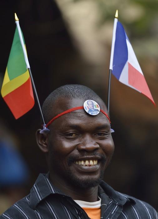 Малийские и Французские войска продолжают наступление на исламистов 19 января 2013 г. Фото: FRED DUFOUR/AFP/Getty Images