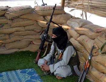 Убит один из самых разыскиваемых террористов мира. Фото: STR/AFP/Getty Images