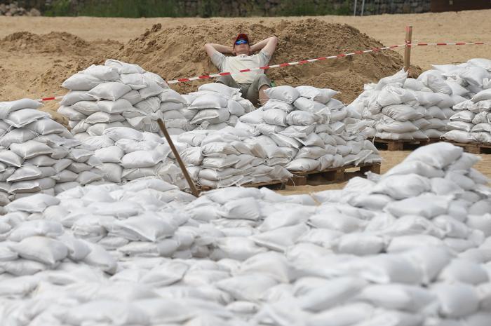 Виттенберг 11 июня 2013 года. Фото: Sean Gallup/Getty Images