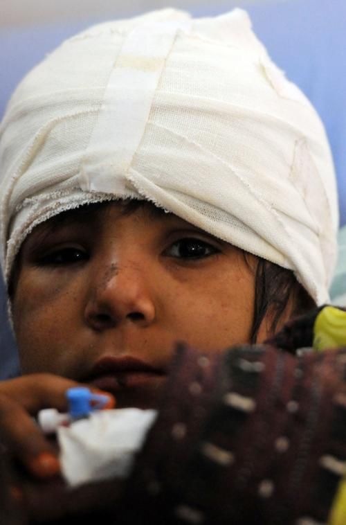 В Пакистане сильнейшее землетрясение унесло жизни 41 человек. Фото: ASIF HASSAN / AFP / Getty Images