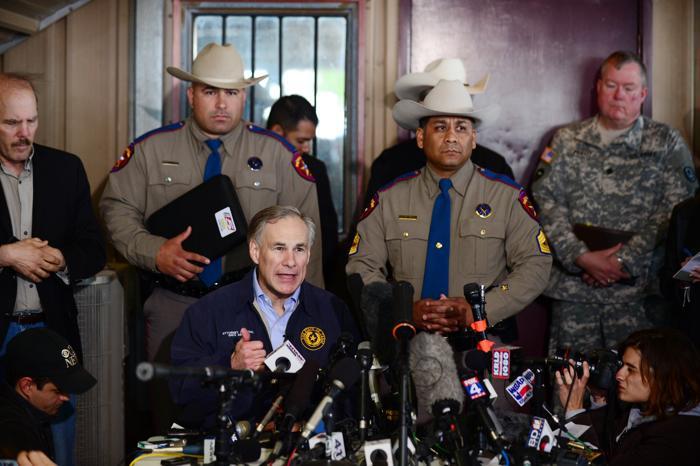 Власти заявили о 14 погибших в результате взрыва в Техасе. Фото: Frederic J. BROWN / AFP / Getty Images