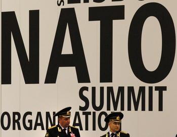 Саммит НАТО. Фото: Peter Macdiarmid/Getty Images
