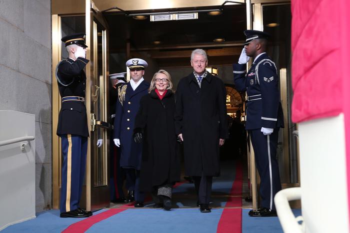 Иннаугурационная церемония у Капитолия, Вашингтон, США, 21 января 2013 года. Фото: Win McNamee / Getty Images