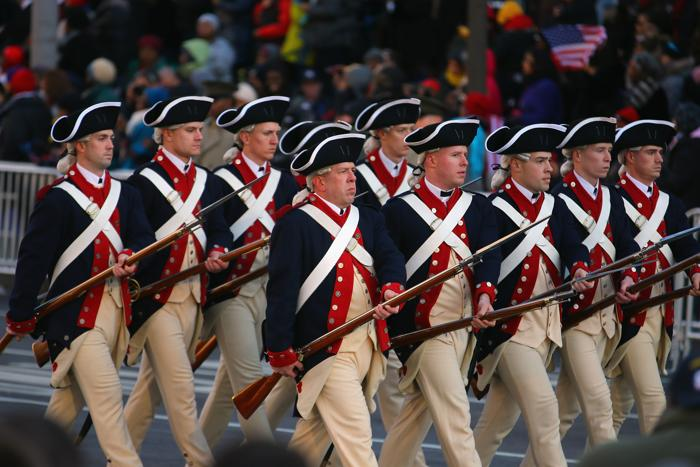 Иннаугурационный парад в Вашингтоне, США, 21 января 2013 года. Фото: Joe Raedle / Getty Images