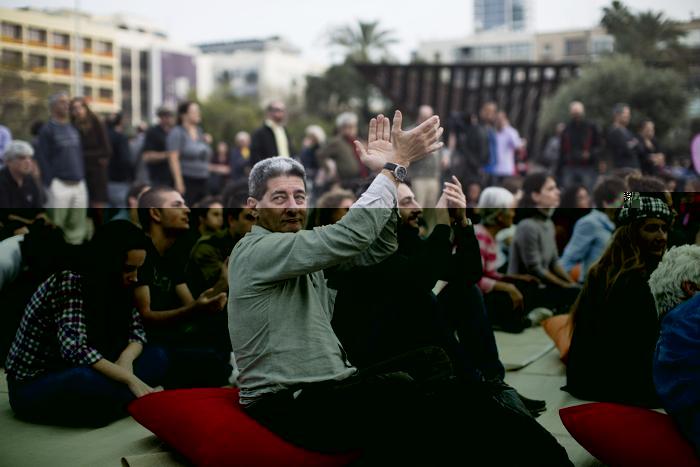 Барак Обама посетил Израиль. Фото: Ilia Yefimovich/Getty images