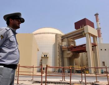 Здание реактора АЭС, Иран. Фото: IIPA via Getty Images