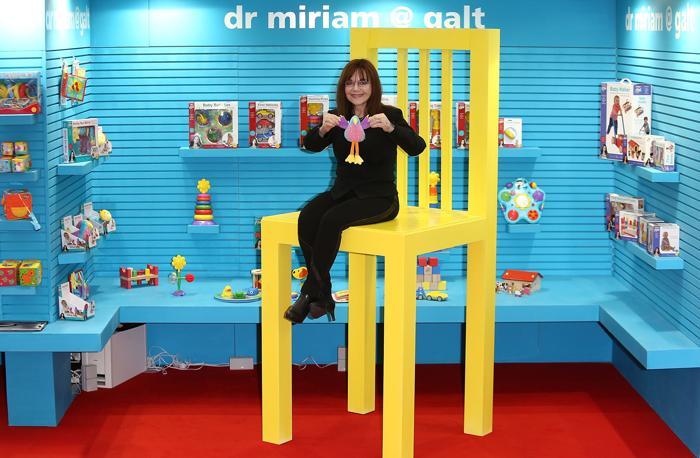 Международная ярмарка игрушек в Лондоне, 22 января 2013 года. Фото: Tim Whitby/Getty Images for Galt Toys