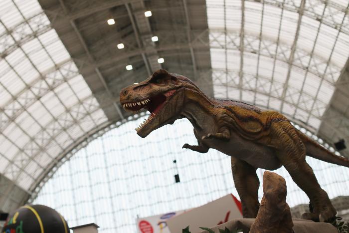 Международная ярмарка игрушек в Лондоне, 22 января 2013 года. Фото: Dan Kitwood/Getty Images