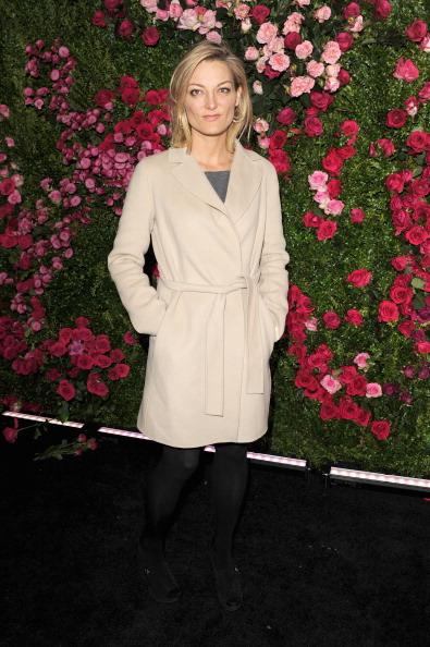 Люси Уолкер, британская режиссер, оператор, продюсер, на вечере Chanel кинофестиваля Tribeca в Нью-Йорке. Фоторепортаж. Фото: Craig Barritt / Getty Images
