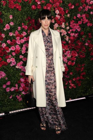 Лив Тайлер, американская киноактриса и модель, на вечере Chanel кинофестиваля Tribeca в Нью-Йорке. Фоторепортаж. Фото: Craig Barritt / Getty Images