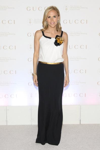 Тори Барч (Tory Burch), основательница модного бренда Tory Burch, на ежегодном весеннем бале MSKCC в Нью-Йорке. Фоторепортаж. Фото: Neilson Barnard/Getty Images