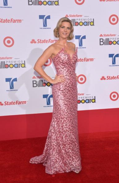 Сония Смит (Sonya Smith), американская актриса, на церемонии вручения музыкальных премий Billboard Latin Music Awards 2012 в Майами. Фоторепортаж. Фото: Rodrigo Varela/Getty Images