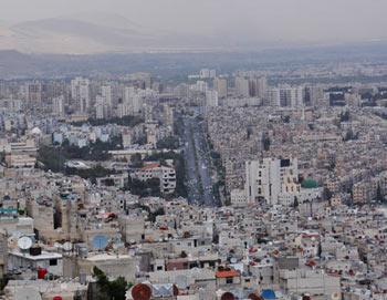 Дамаск. Фото РИА Новости