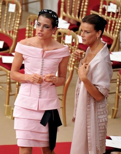 Фоторепортаж о  гостях на свадьбе  князя Альберта II  и Шарлин Уиттсток. Фото: Sean Gallup/Getty Images