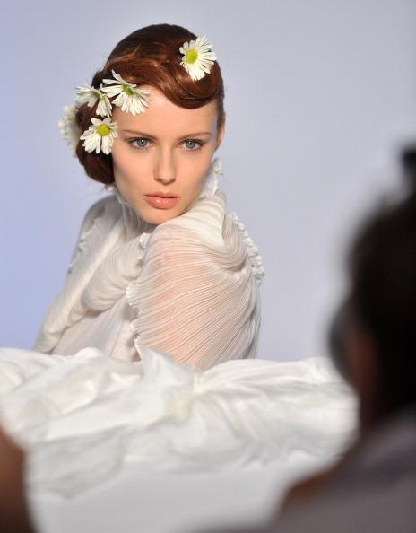 Фоторепортаж о фотосессии победительницы конкурса «Мисс США-2011»  Алиссы Кампанеллы. Фото: Stephen Lovekin/Getty Images