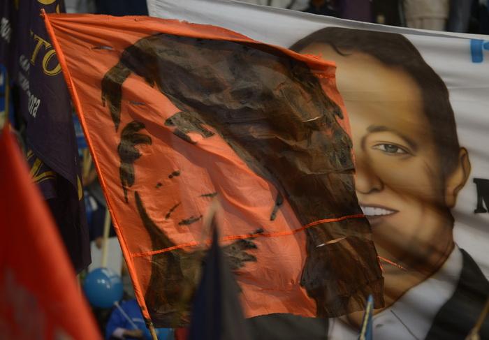 Аргентина: правящая коалиция проигрывает в крупнейших провинциях. Фото: JUAN MABROMATA/AFP/Getty Images