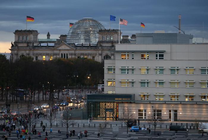 Берлин. Фото: Sean Gallup/Getty Images