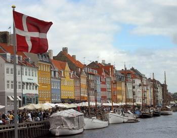 Столица Дании Копенгаген. Фото: ERIC BARADAT/AFP/Getty Images
