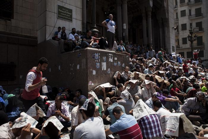 Египет: «Братья-мусульмане» могут устроить «пятницу гнева». Фото: Ed Giles/Getty Images