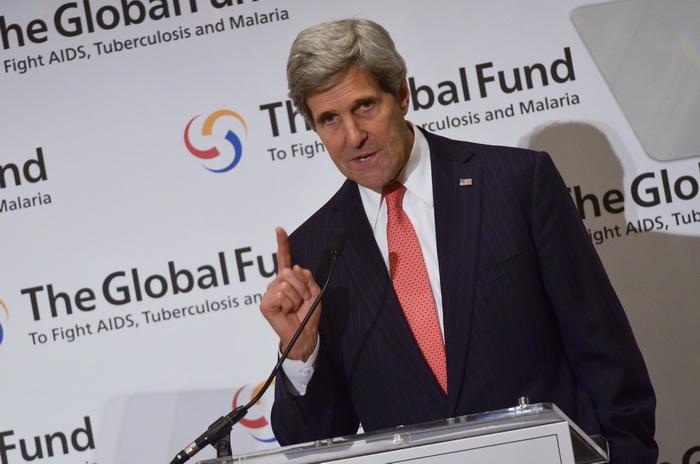 Госсекретарь США Джон Керри. Фото: Kris Connor/Getty Images