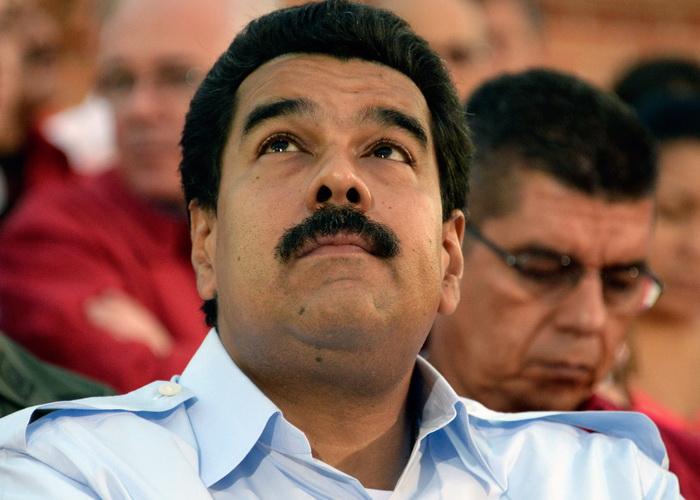 Николас Мадуро. Фото: JUAN BARRETO/AFP/Getty Images