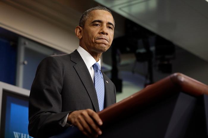Барак Обама. Фото: Win McNamee/Getty Images