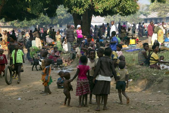 ЮНИСЕФ просит выделить 7,5 млн долларов конголезским детям в Уганде. Фото: ISAAC KASAMANI/AFP/Getty Images