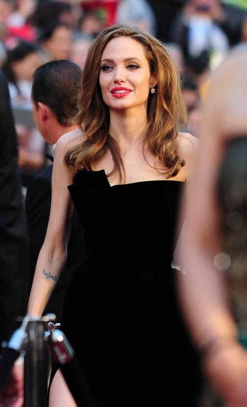 Анжелина Джоли стала самой высокооплачиваемой актрисой года. Фото: FREDERIC J. BROWN/AFP/Getty Images