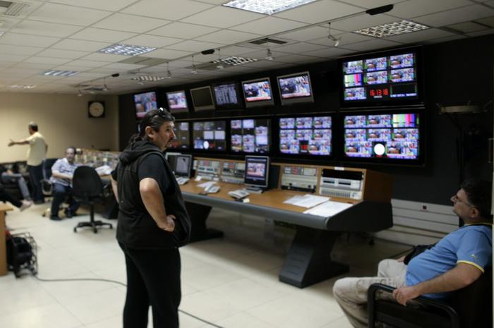 Общественное телевещание Греции ERT вновь начинает свою деятельность. Фото: Milos Bicanski/Getty Images