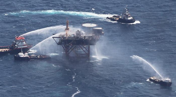 Сколько стоила Halliburton катастрофа в Мексиканском заливе? Фото: Mario Tama/Getty Images