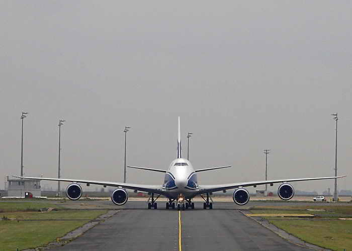 Боинг 747. Фото: ALEXANDER KLEIN/AFP/Getty Images