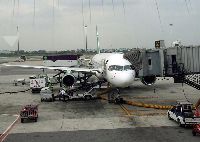Аэропорт «Суванабуми», Бангкок. Фото: Тюрин Владимир/commons.wikimedia.org