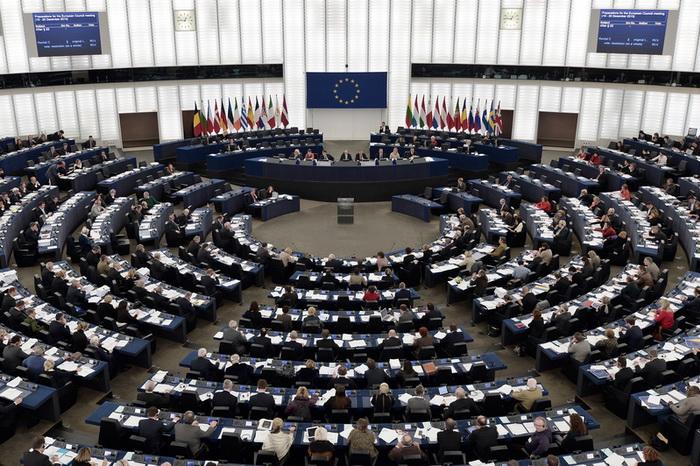 Европарламент принял резолюцию против извлечения органов в Китае у живых людей. Фото: FREDERICK FLORIN/AFP/Getty Images
