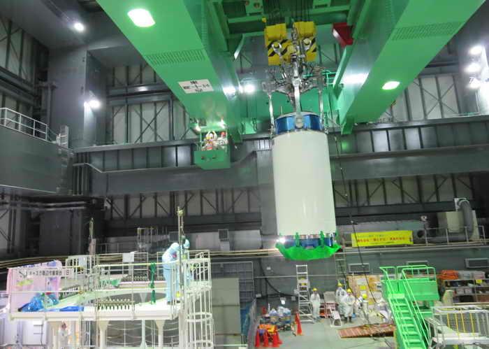 АЭС «Фукусима-1». Фото: Tokyo Electric Power Co via Getty Images