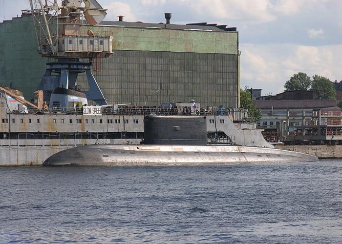 Подводная лодка проекта 636 «Варшавянка», поставленная на вооружение ВМС Вьетнама. Фото: Mike1979 Russia/commons.wikimedia.org