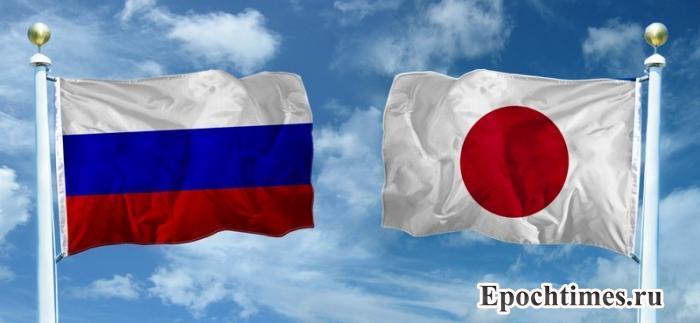 Учения флотов России и Японии завершились успешно. Иллюстрация: Великая Эпоха (The Epoch Times)