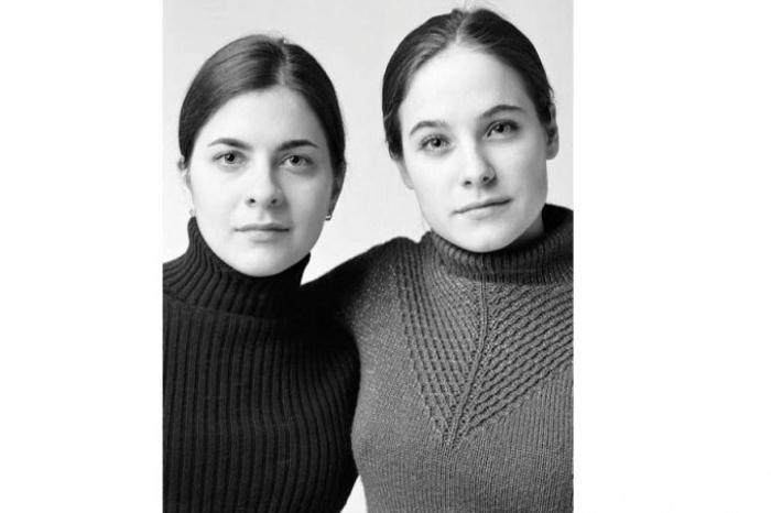 Сильви Ганьон и Каролин Даверна: многие люди говорят Сильви, что она очень похожа на Каролин, восходящую актрису, которая сыграла доктора Лили Бреннер в медицинской драме «Без координат». Фото: Franзois Brunelle