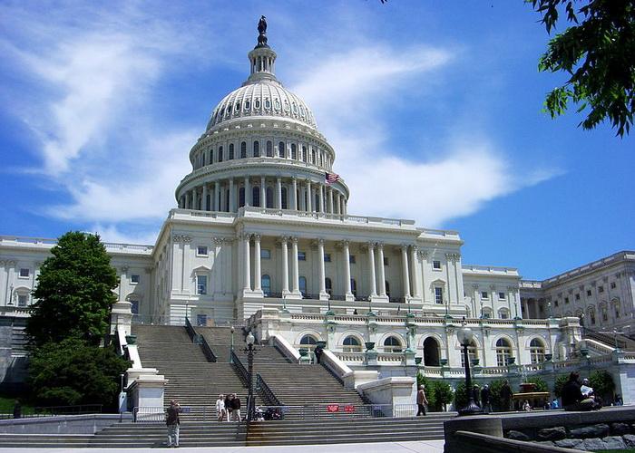 Американский Капитолий. Фото: Kevin McCoy/commons.wikimedia.org