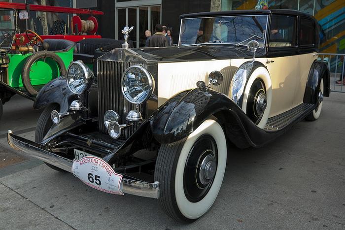 В Барселоне пройдёт юбилейная выставка раритетных машин. Фото: Jordi PAYA/flickr.com