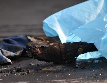 Жительницу Гватемалы заживо сожгли. Фото: JOHAN ORDONEZ/AFP/Getty Images