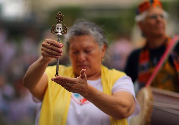 Носители культуры Кловис оказались предками индейцев. Фото: Joe Raedle/Getty Images