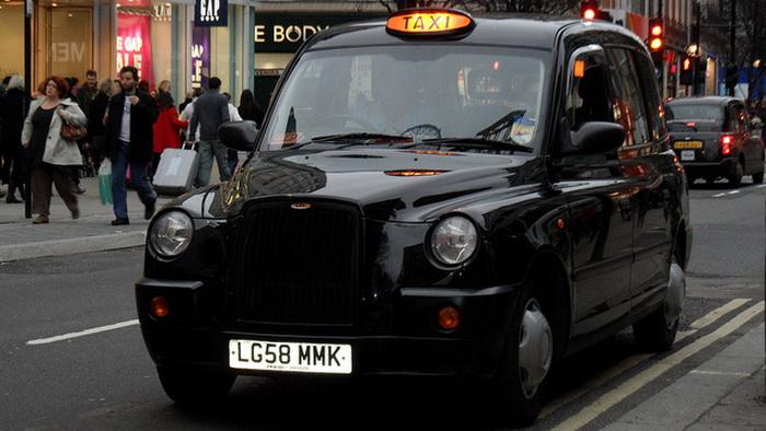 Такси. Лондон. В Лондоне будут разрешены только экологически чистые такси. Фото: aimee rivers/flickr.com