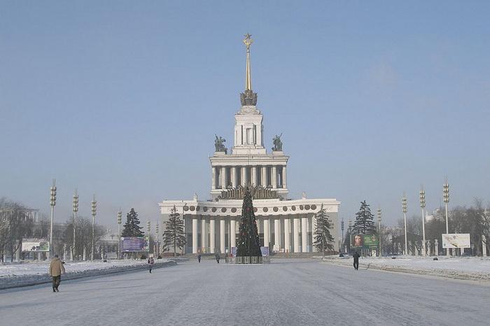 На ВВЦ состоится представление «Рождественский вальс». Фото: Vyacheslav Argenberg/flickr.com