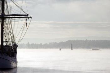 На северную часть Норвегии обрушились аномальные морозы. Фото: ODD ANDERSEN/AFP/Getty Images