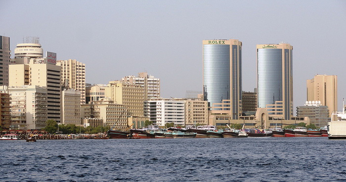 Дубай, ОАЭ. Фото: Fabio Achilli/flickr.com