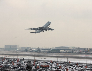 Появление НЛО в районе аэропорта Хитроу расследуется в Великобритании. Фото: Dan Kitwood/Getty Images